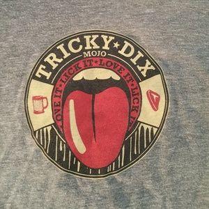 TRICKY DIX Mojo T-Shirt Women's XL